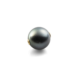 12mm Tahitian Black Pearl for Spear Earring
