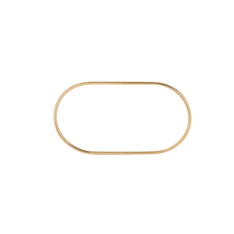 18k Two Finger Ring