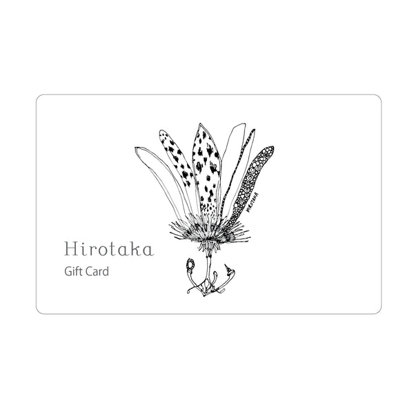 Hirotaka Digital Gift Card