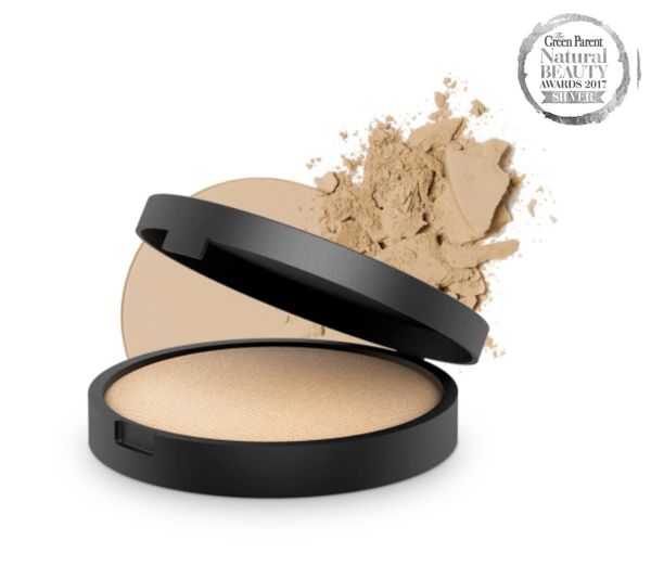 Baked Mineral Foundation Powder - INIKA (The Vegan Cosmetics Store)