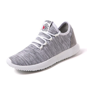 Weaving Fly Mesh Breathable Sneakers