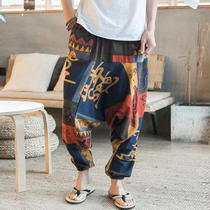 Hip Hop Aladdin Pants
