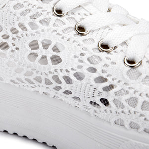 Cutouts Lace Canvas Hollow