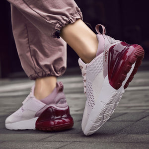 Fashion Breathable Women Sneakers | 4 Variants