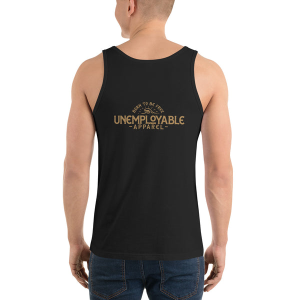 Minimalist Tank Top Unemployable Apparel