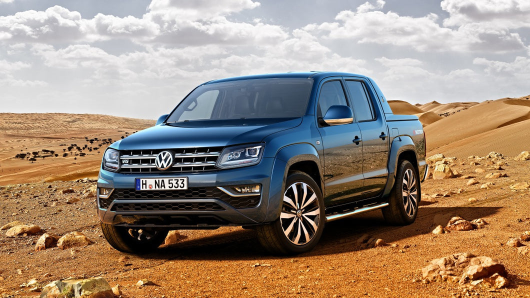 EZDown Reloaded - Volkswagen Amarok (without Torsion Bar)