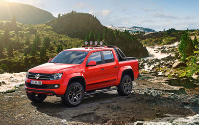 EZDown Reloaded - Volkswagen Amarok (with Torsion Bar)
