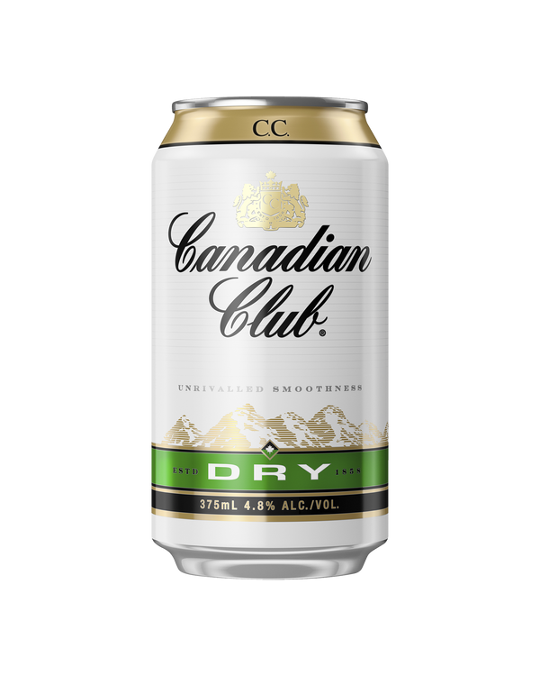 CANADIAN CLUB & DRY