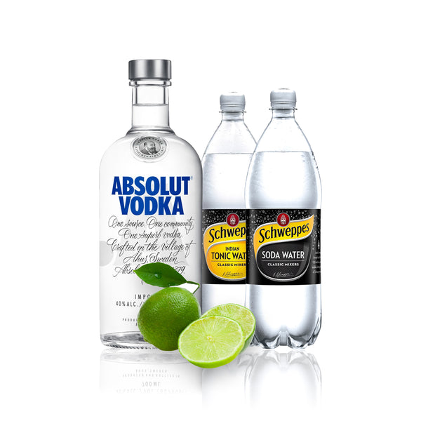 BUNDLE - ABSOLUT