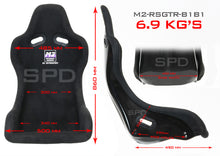 Load image into Gallery viewer, M2 Motorsport GTR Bucket Seat