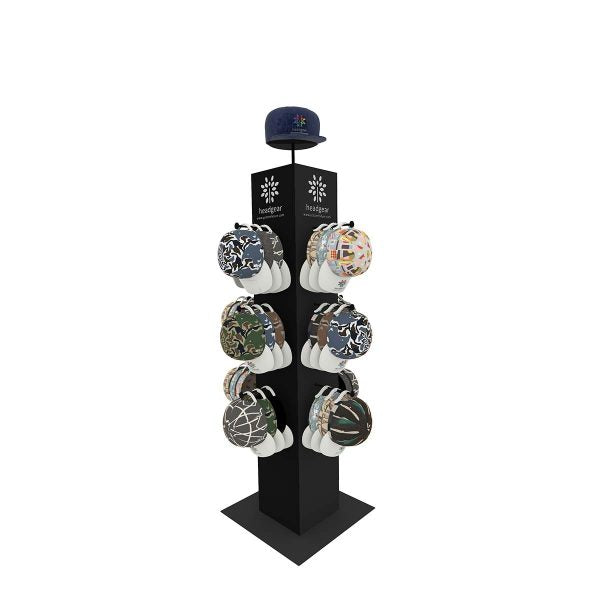 MDF Hat Display Stand