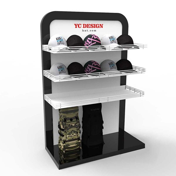 Outdoor Store Display Stand