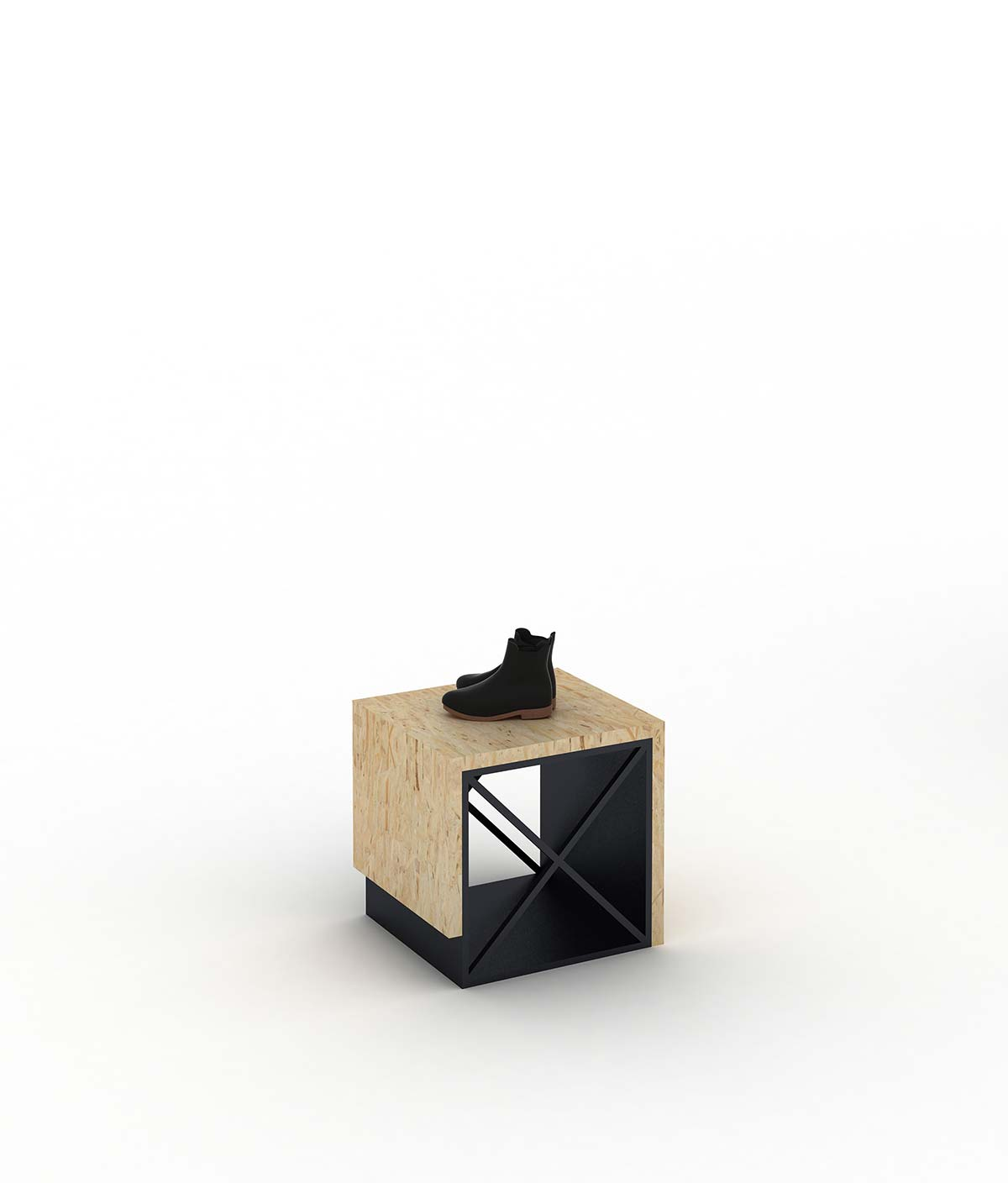 Shoe Display Table