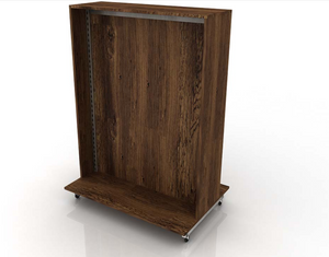 Wood Clothing Stand