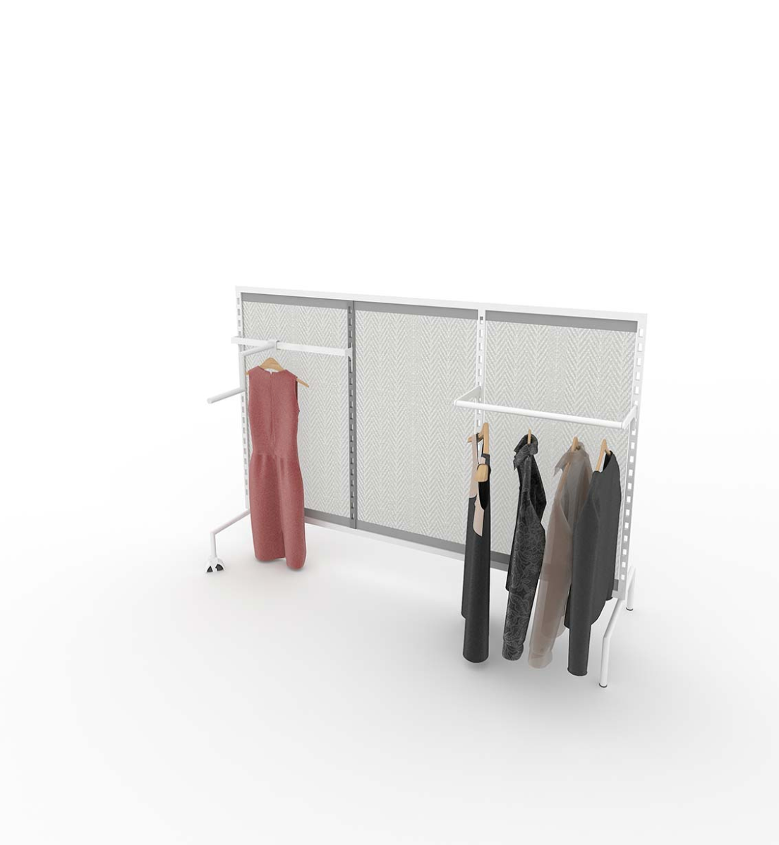 Lady's Clothing Display