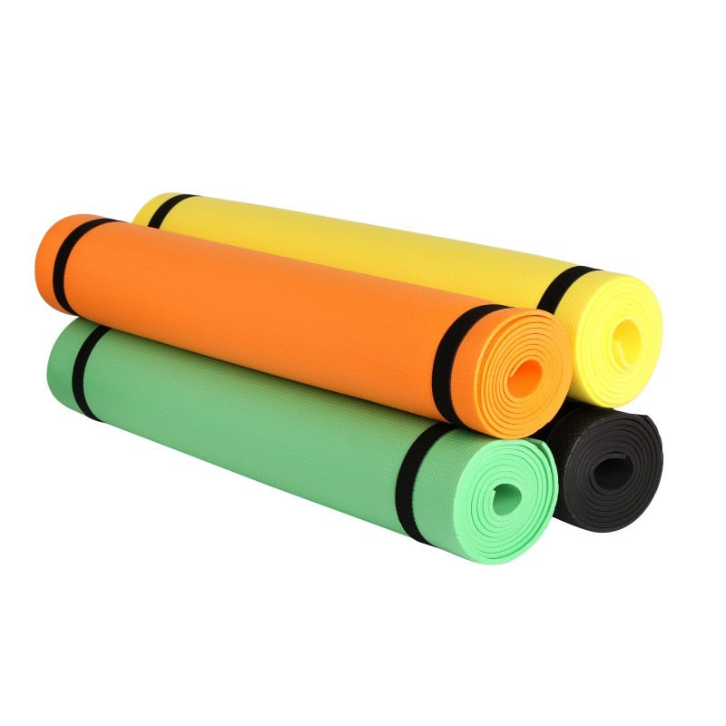 Yoga/Pilates Mat 68 Inch x 4 mm EVA