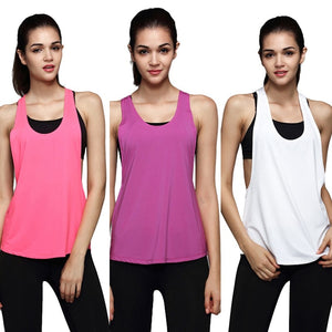 Balight Yoga Top No Sleeves