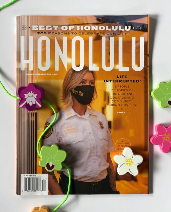 HONOLULU MAGAZINE - JULY 2020