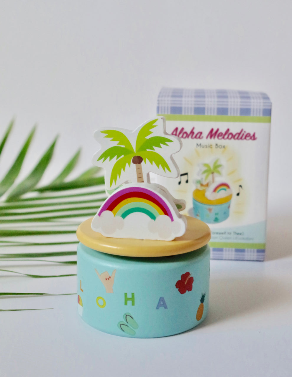 Aloha Melodies Music Toy