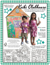 Load image into Gallery viewer, Keiki Clubhouse