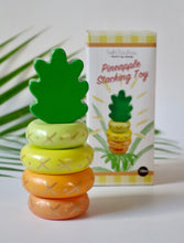 Load image into Gallery viewer, Pineapple Stacking Toy