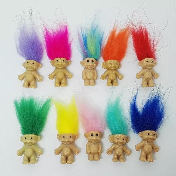 Mini Trolls - Sterling Silver Credits Game