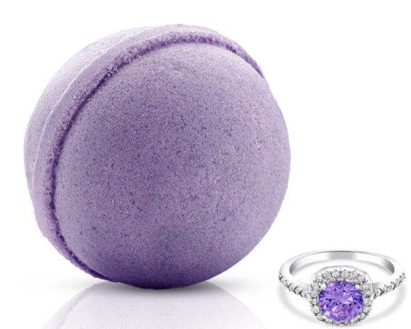Bling Ring Bath Bombs