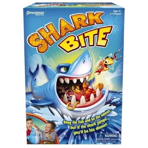 Shark Bite - A Makeup Game