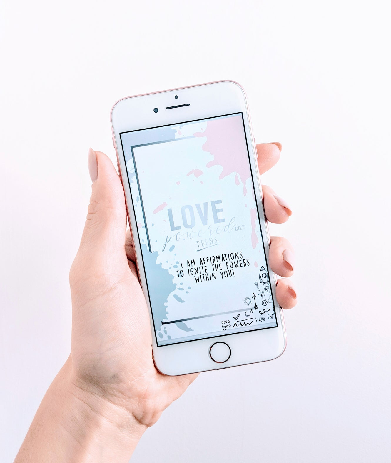 Love Powered Teens Digital Box Set