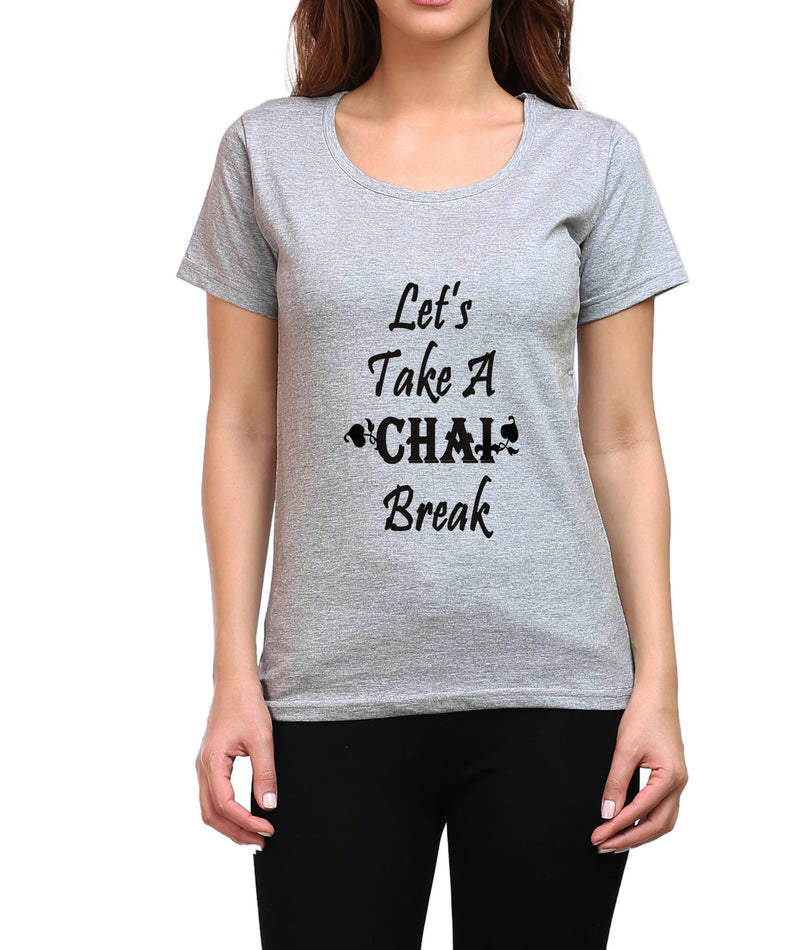Let's take a chai break