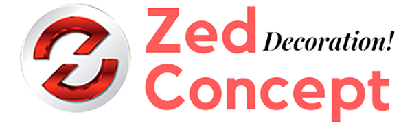 Zed Concept wedding, party, occasions, home and garden decoration.