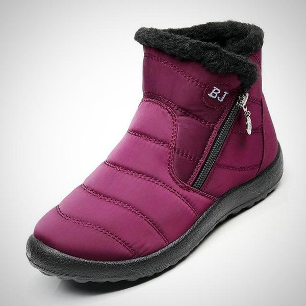 1cf126912 Women Boots For Winter Shoes Ankle Boots Woman Super Warm – OMG ...