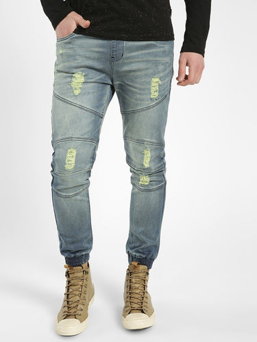 Premium Street Denim Joggers Rs. 1899 | Book for Rs. 31 only