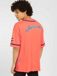 Orange Baseball Premium Shirt Rs. 1299 | Book for Rs. 31 only