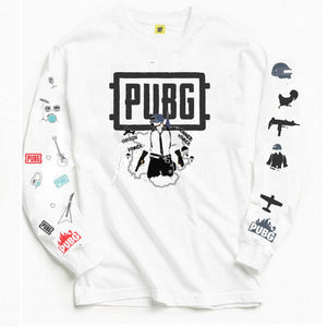 Pub G Full Theme Tshirt   T-Shirt - Premium Wear, 100% Cotton
