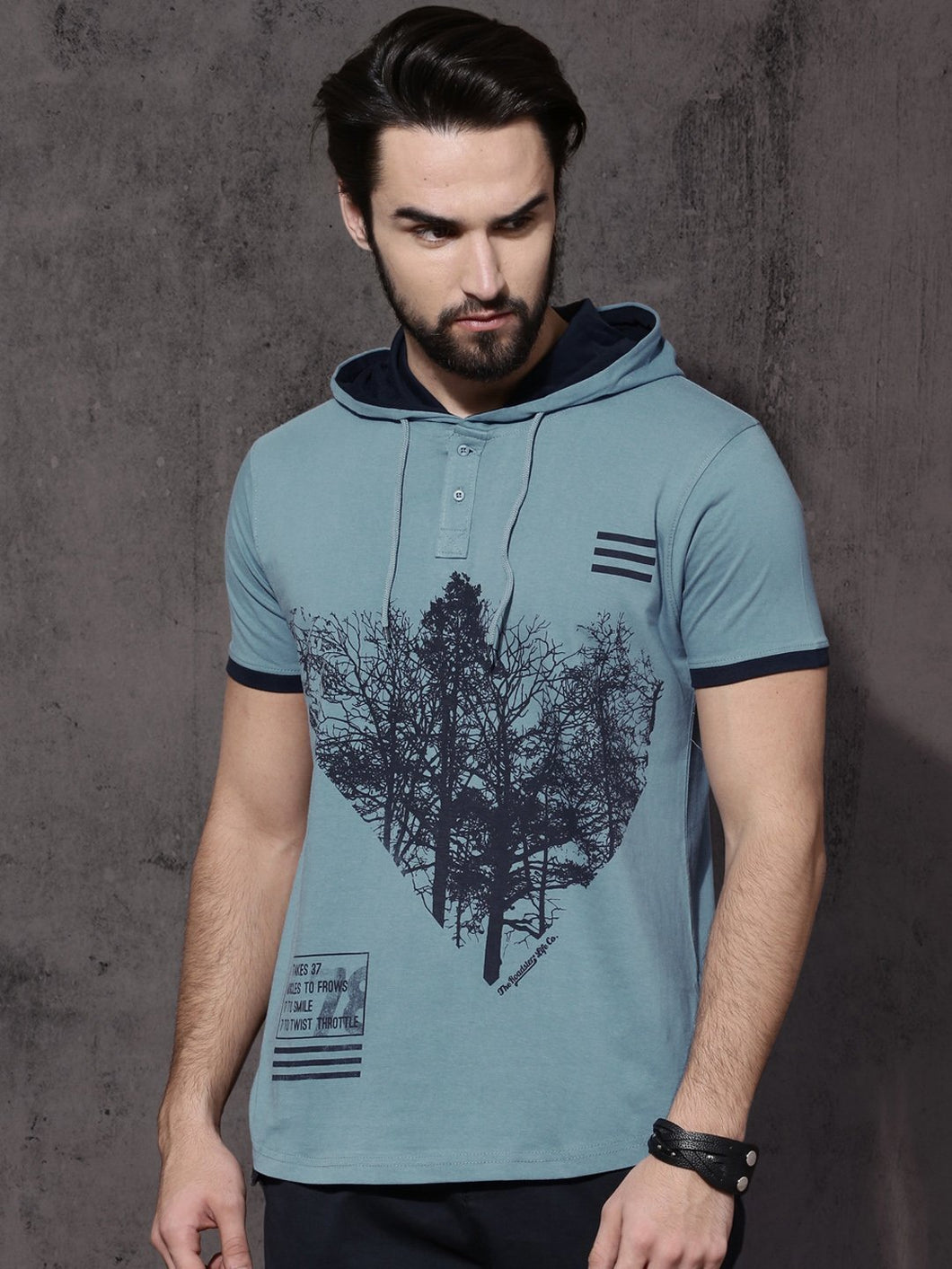 Hooded T-shirt Rs. 539 | Book for Rs. 31 only