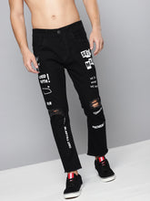 Black Printed Denim Rs. 899 | Book for Rs. 31 only
