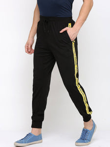 Black Taped Joggers Rs. 479 | Book for Rs. 31 only