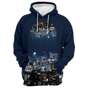 Navy v3 Hoodie- Street Wear- 24 Hour Clearance Sale