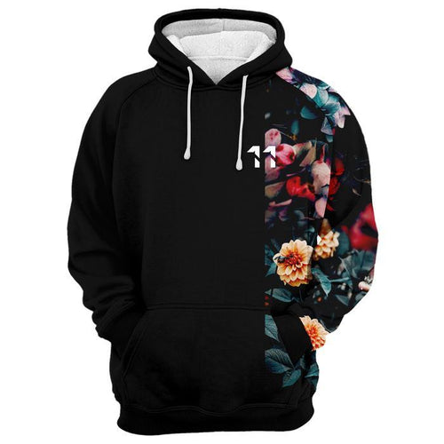 Black V4 Hoodie- Street Wear- 24 Hour Clearance Sale