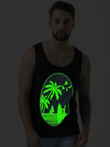 3D Glow Beach Oasis Tee PRICE: Rs. 549 | Book for Rs. 31 only