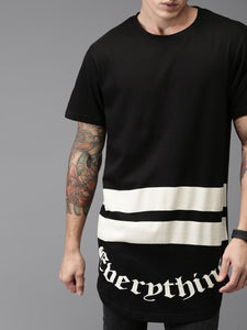 Long Line Premium Print Tee PRICE: Rs. 554 | Book for Rs. 31 only