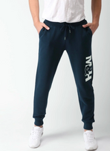 Navy Blue Printed Logo Joggers PRICE : Rs.749 | Book For Rs.31 Only