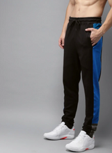 Black and Blue Panel Joggers PRICE : Rs.749 | Book For Rs.31 Only