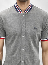 Baseball Grey Shirt | PRICE: Rs. 899 | Book for Rs. 31 only