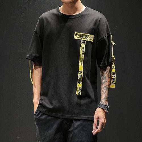 Made Shirt Like Black T-Shirt - Premium Wear on Discount