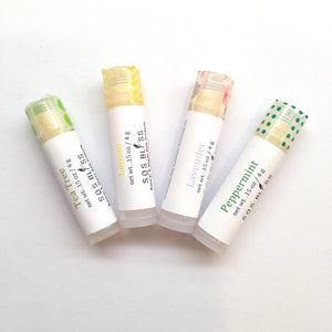 Lip Balm 6-PackGift Pack