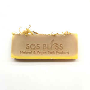 Sandalwood Patchouli Triple Butter Vegan Soap