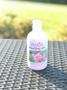 Crystal Rose Natural Body Lotion