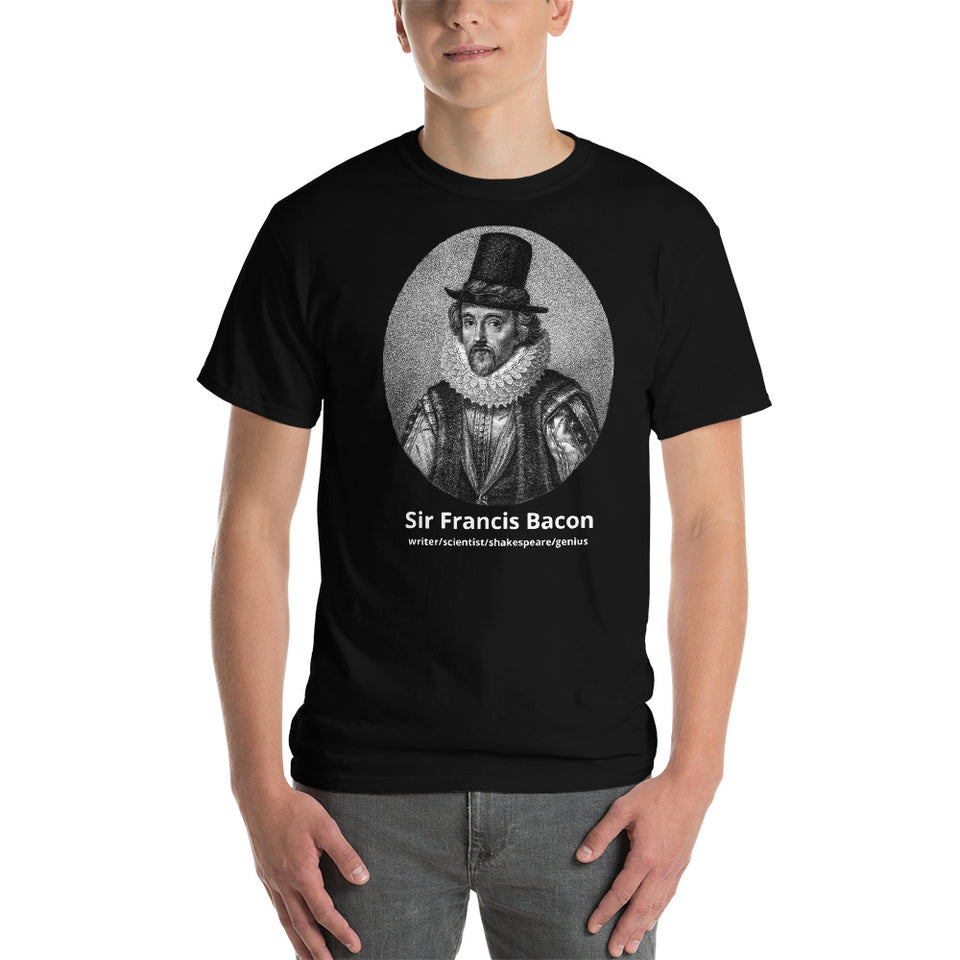 Sir Francis Bacon - positively genius T-Shirts